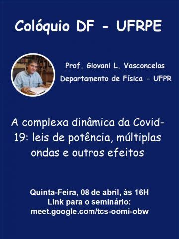 A complexa dinâmica da Covid-19: leis de potência, múltiplas ondas e outros efeitos